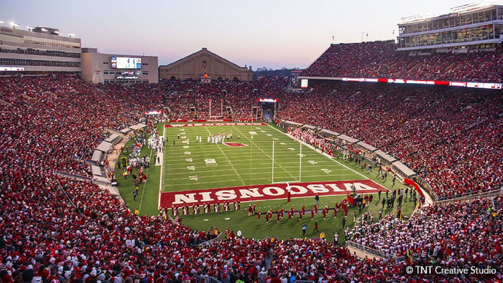 University of Wisconsin Stadium